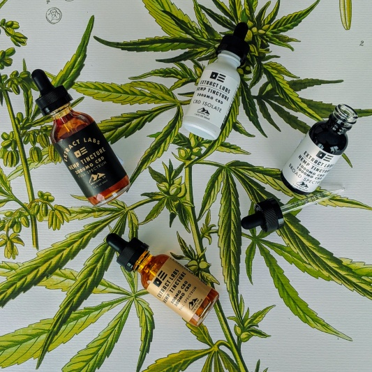 Grab your Extract Labs Tincture today, and let's feel better together!